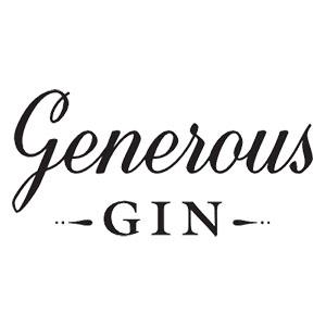 Generous Gin Logo300x