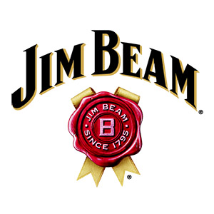 Jim Beam Original Logo300x